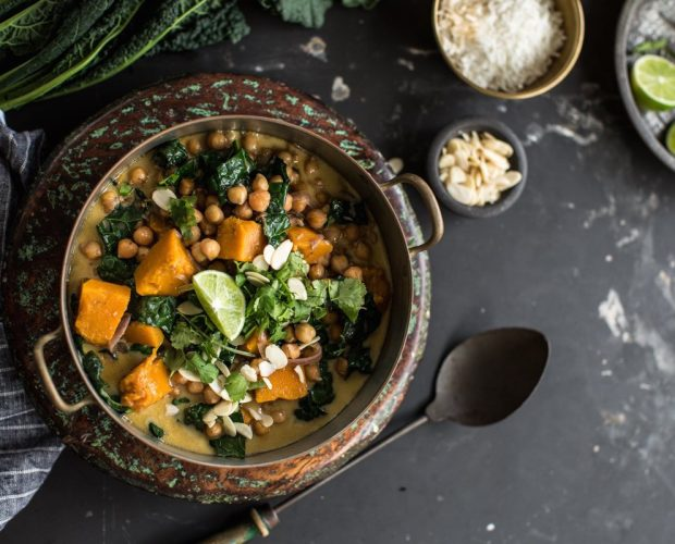 chickpea-coconut-curry